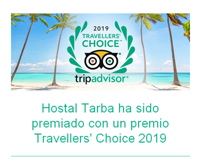 Hostal Tarba & Bloom Premio Travellers' Choice