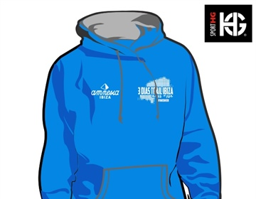SUDADERA FINISHER