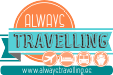 logo always traveling